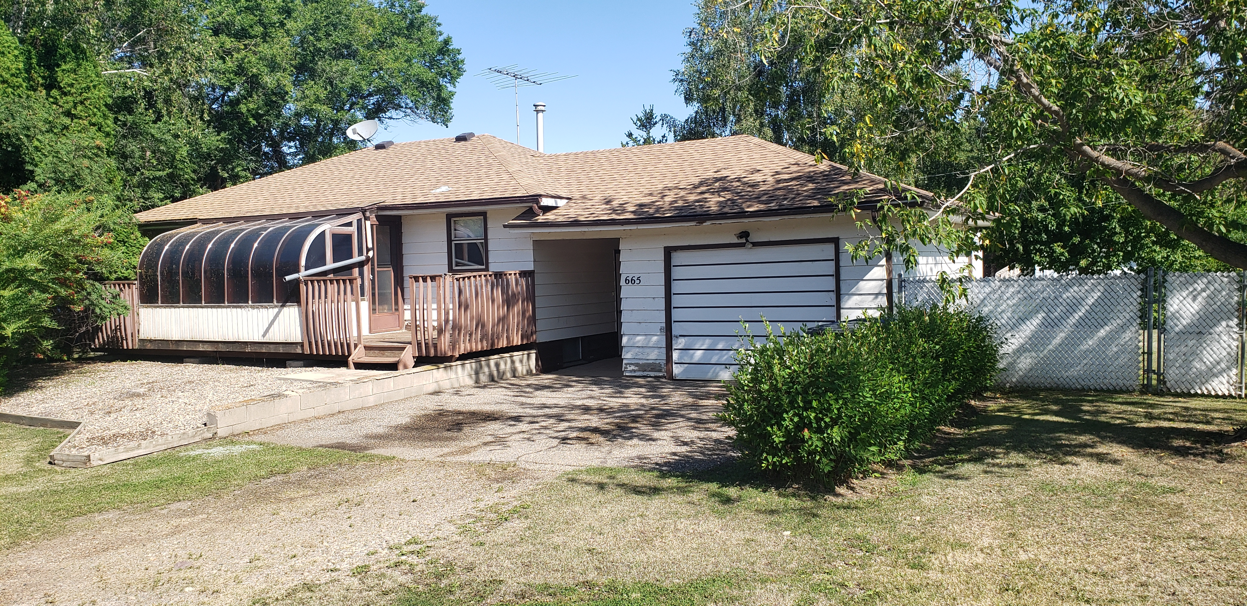 SOLD! 665 1st Avenue S   Duck Lake